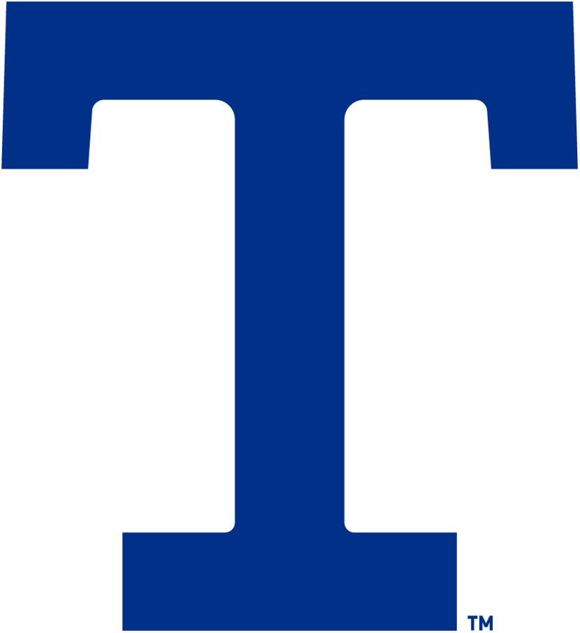 Toronto Hockey Club Logo Primary Logo (1917/18) - White T on a blue shield SportsLogos.Net