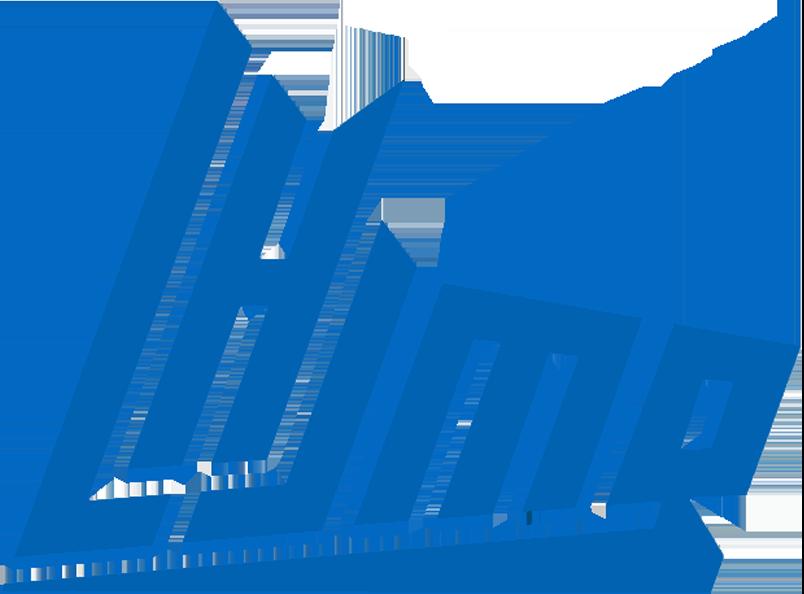 QMJHL - LHJMQ Logo Primary Logo (2020/21-Pres) - LHJMQ (french abbreivation) in blue in the shape of a hockey skate SportsLogos.Net