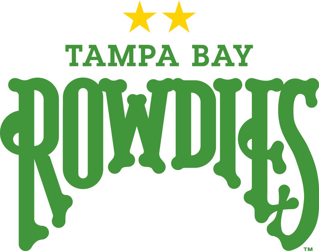 Tampa Bay Rowdies Logo Primary Logo (2016) -  SportsLogos.Net