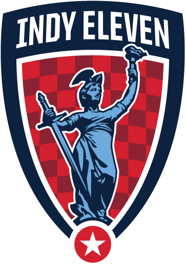 Indy Eleven  Logo Primary Logo (2014-Pres) -  SportsLogos.Net