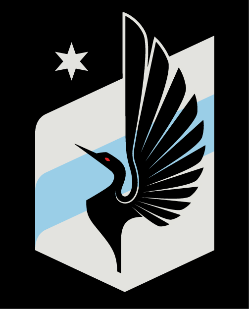 Minnesota  United FC Logo Alternate Logo (2013-2016) -  SportsLogos.Net