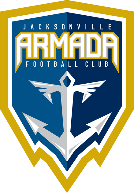 Jacksonville Armada FC Logo Primary Logo (2015-Pres) -  SportsLogos.Net