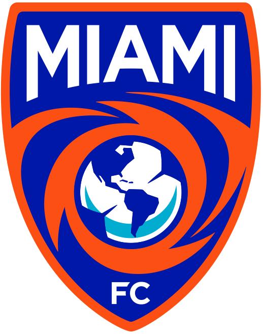 Miami FC Logo Primary Logo (2016-Pres) -  SportsLogos.Net