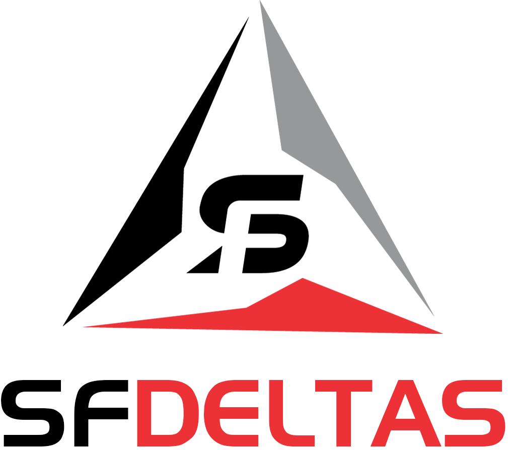 San Francisco Deltas Logo Primary Logo (2017-Pres) -  SportsLogos.Net