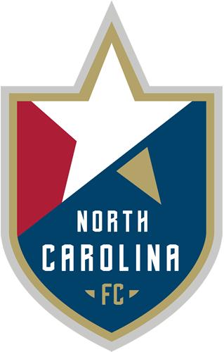 North Carolina FC Logo Primary Logo (2017-Pres) -  SportsLogos.Net
