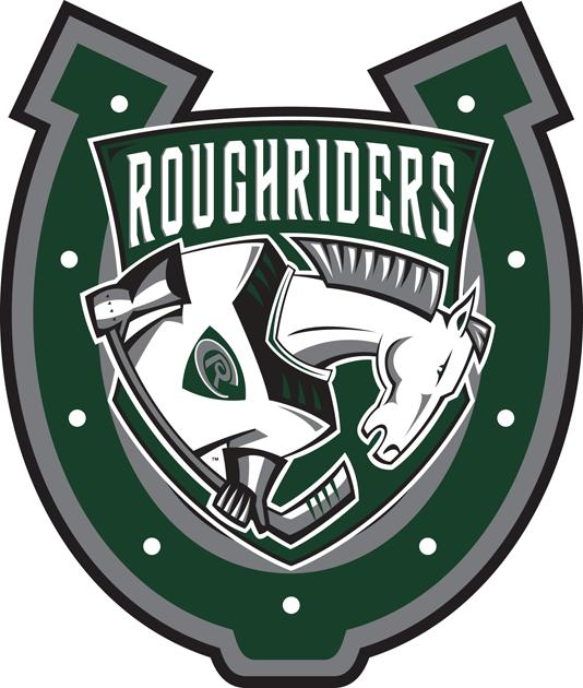 Cedar Rapids RoughRiders Logo Alternate Logo (2009/10-2011/12) -  SportsLogos.Net