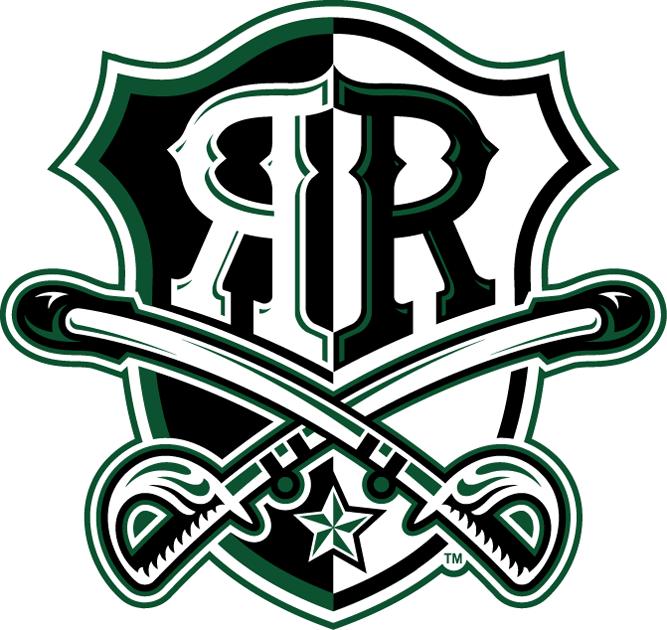 Cedar Rapids RoughRiders Logo Alternate Logo (2012/13-Pres) -  SportsLogos.Net
