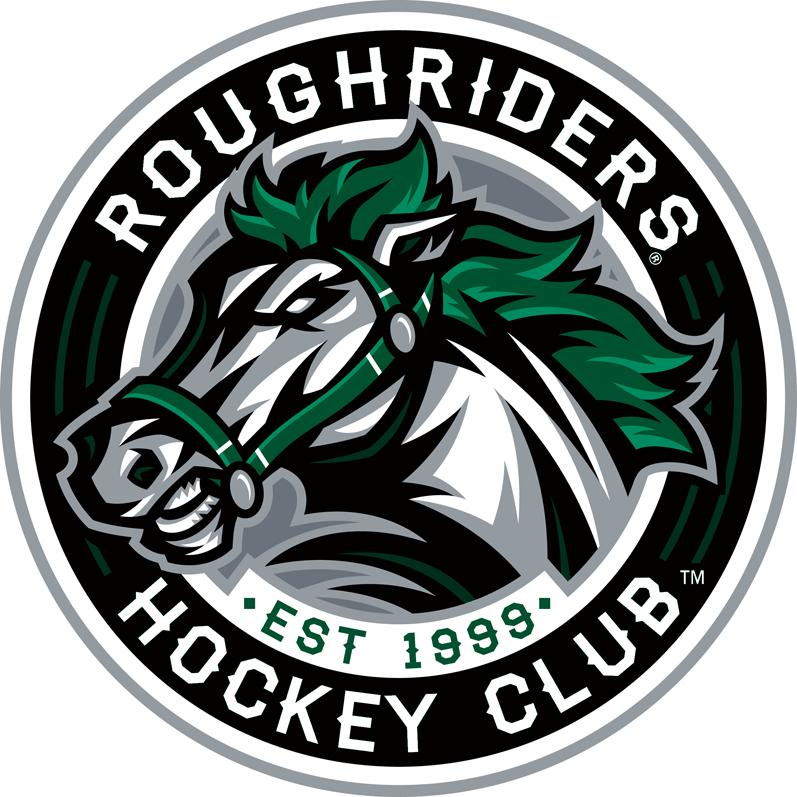 Cedar Rapids  RoughRiders Logo Primary Logo (2013/14-Pres) -  SportsLogos.Net