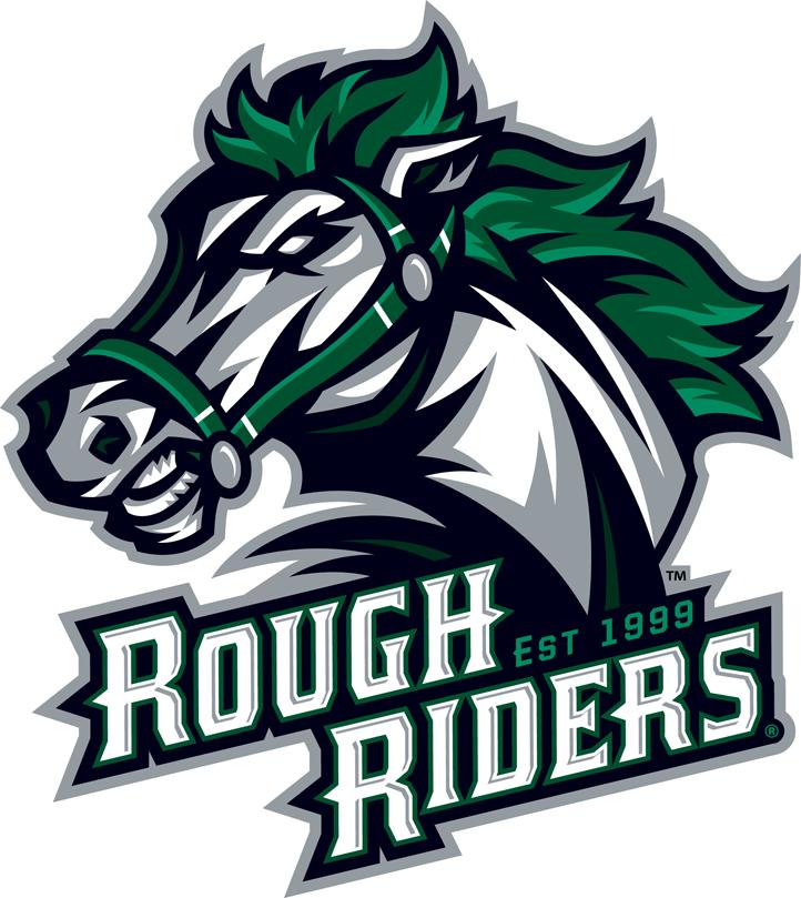 Cedar Rapids RoughRiders Logo Alternate Logo (2013/14-Pres) -  SportsLogos.Net