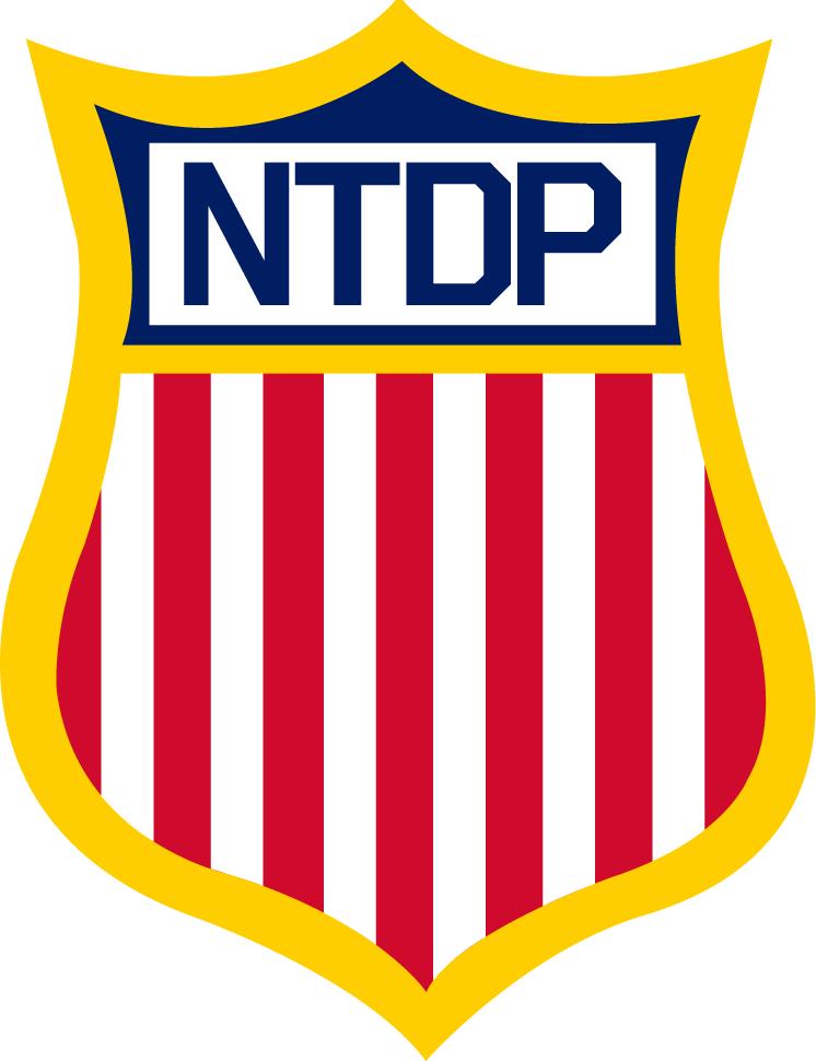 USA Hockey National Team Development Program (NTDP) Logo Primary Logo (2015/16-Pres) -  SportsLogos.Net