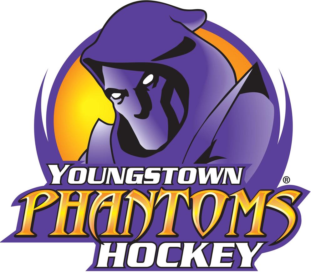 Youngstown Phantoms Logo Primary Logo (2012/13-2013/14) -  SportsLogos.Net