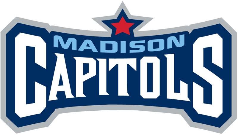 Madison Capitols Logo Wordmark Logo (2014/15-Pres) -  SportsLogos.Net