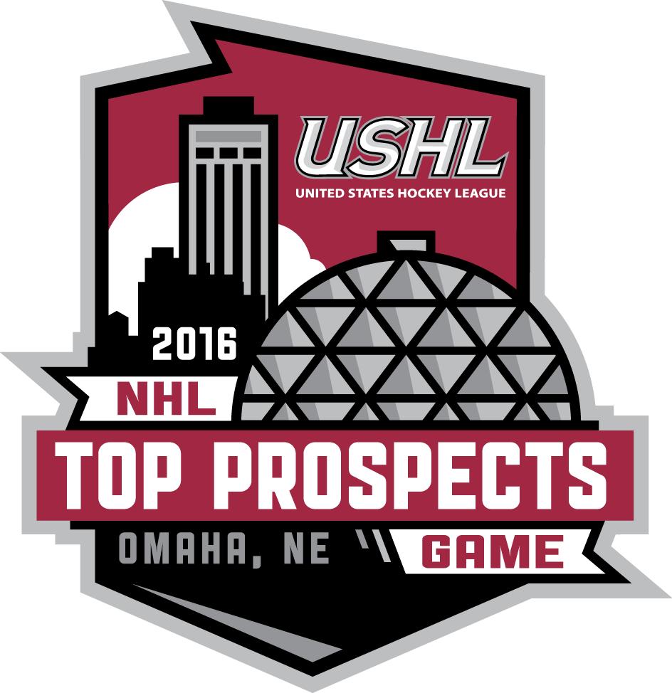 NHL Top Prospects Game Logo Primary Logo (2015/16) - USHL NHL Top Prospects Game - Omaha, NE SportsLogos.Net