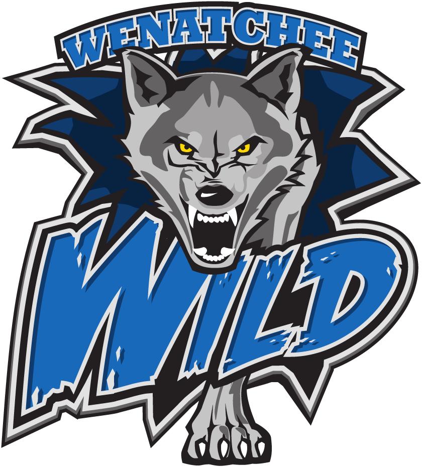 Wenatchee Wild Logo Primary Logo (2013/14-2014/15) -  SportsLogos.Net