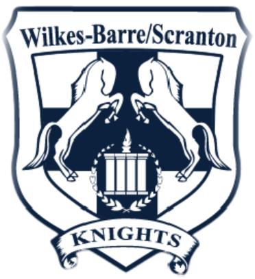 Wilkes-Barre/Scranton Knights Logo Primary Logo (2015/16-Pres) -  SportsLogos.Net
