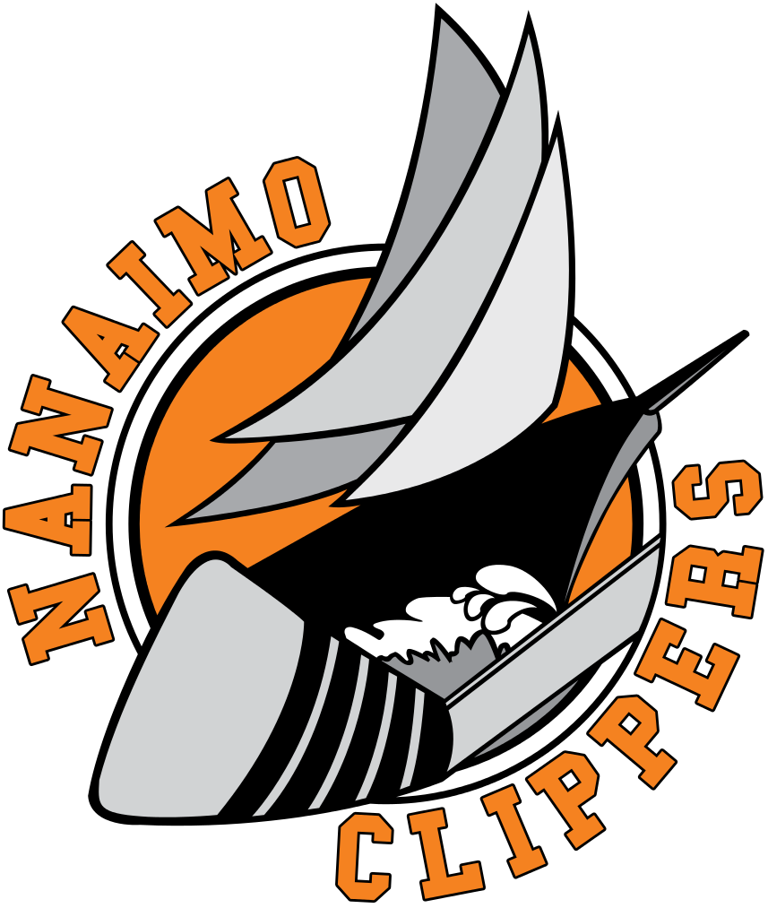 Nanaimo  Clippers Logo Primary Logo (1997/98-Pres) -  SportsLogos.Net
