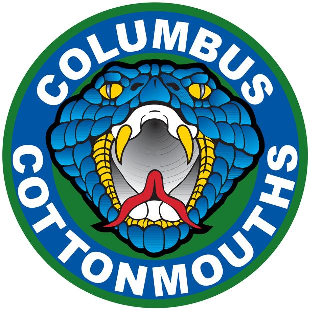 Columbus Cottonmouths Logo Primary Logo (2014/15-2015/16) -  SportsLogos.Net