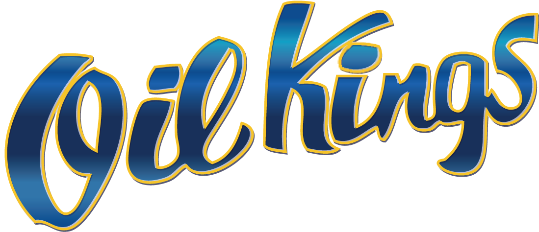 Edmonton Oil Kings Logo Wordmark Logo (2007/08-Pres) -  SportsLogos.Net