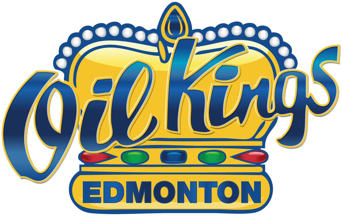 Edmonton Oil Kings Logo Primary Logo (2007/08-Pres) -  SportsLogos.Net