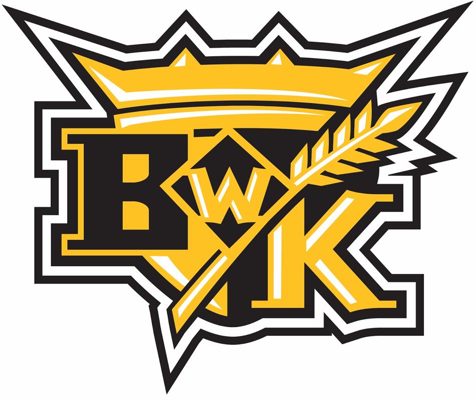 Brandon Wheat Kings Logo Secondary Logo (2004/05-Pres) -  SportsLogos.Net