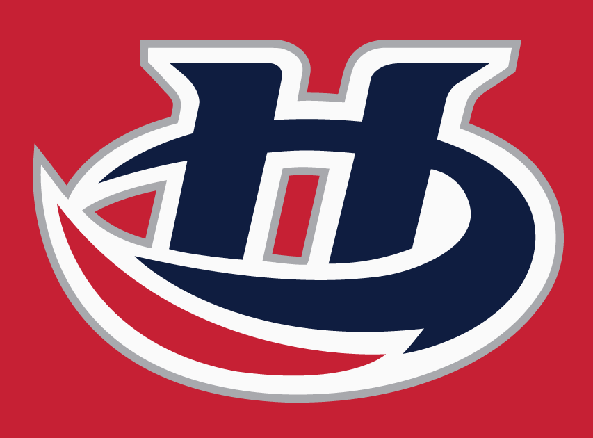 Lethbridge Hurricanes Logo Alternate Logo (2013/14-Pres) - alternate logo worn on the team's red jersey SportsLogos.Net