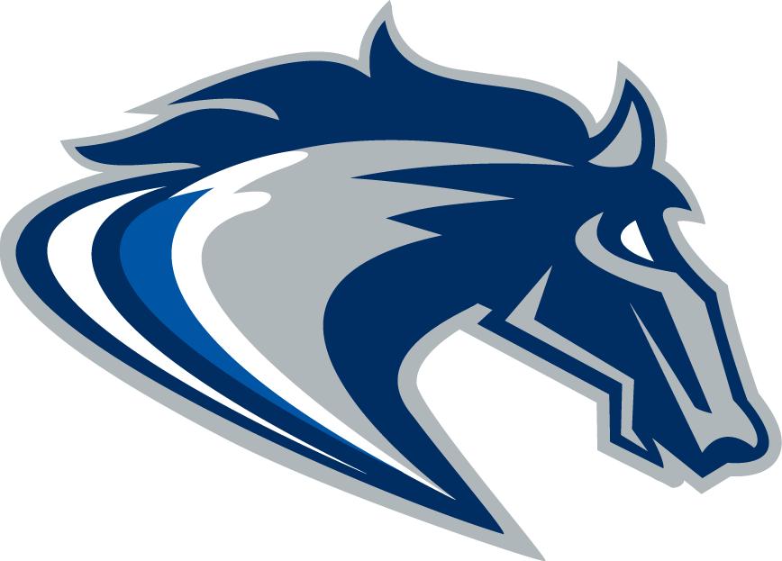 Swift Current Broncos Logo Partial Logo (2003/04-2013/14) -  SportsLogos.Net