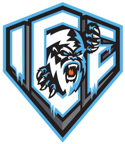 Kootenay Ice Logo Secondary Logo (2017/18-2018/19) -  SportsLogos.Net