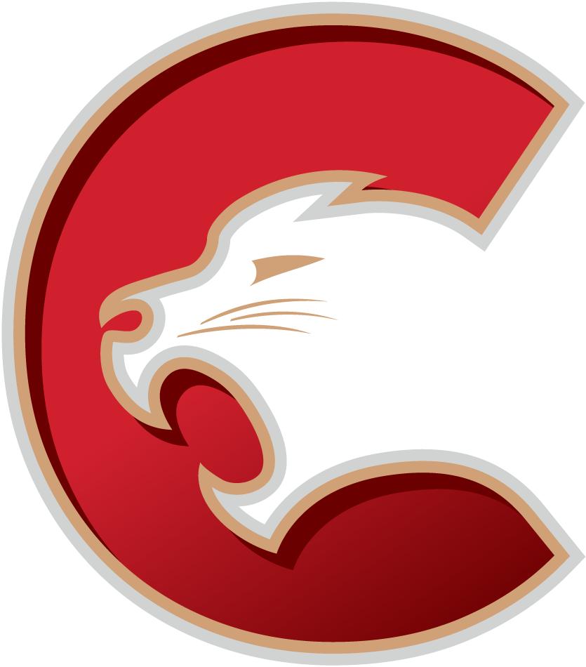 Prince George Cougars Logo Primary Logo (2015/16-Pres) -  SportsLogos.Net