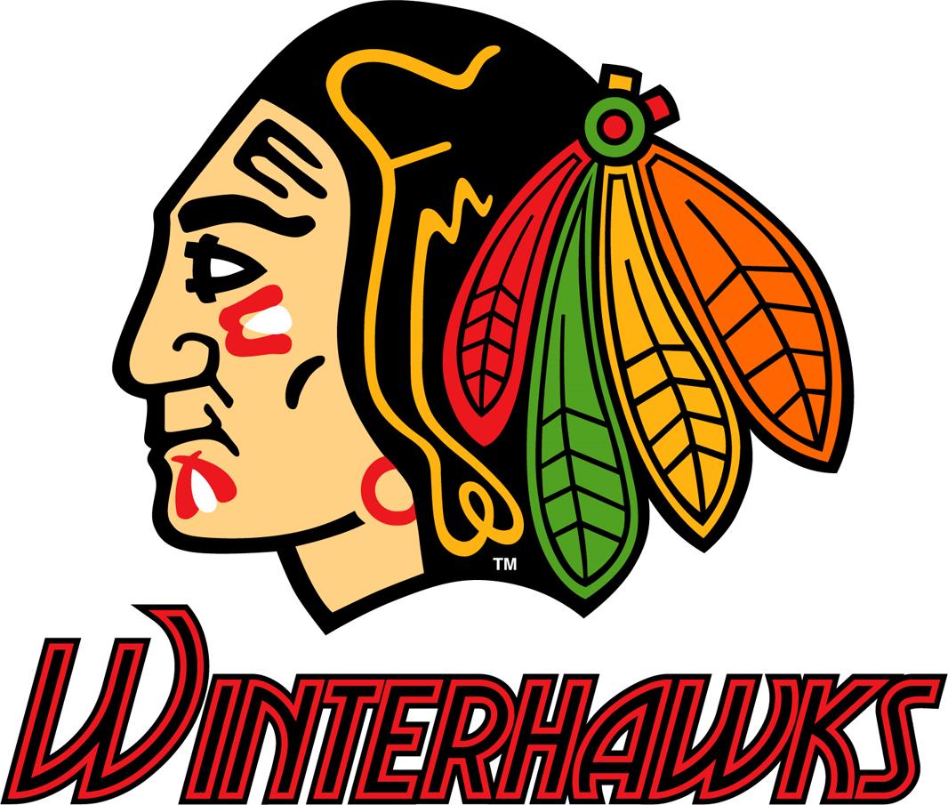 Portland Winterhawks Logo Alternate Logo (2007/08-Pres) -  SportsLogos.Net