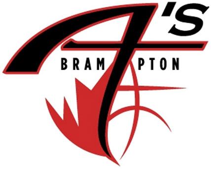 Brampton A's Logo Primary Logo (2013/14-2014/15) -  SportsLogos.Net