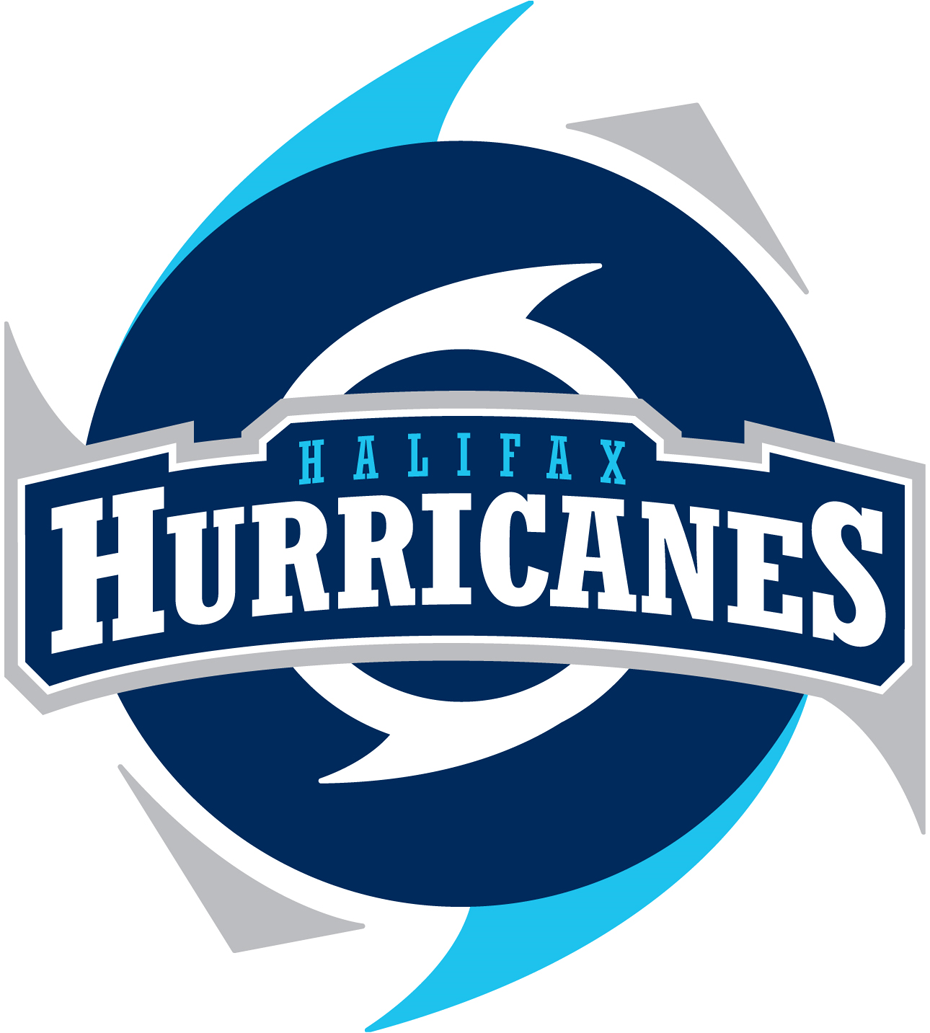 Halifax Hurricanes Logo Primary Logo (2015/16-2016/17) -  SportsLogos.Net