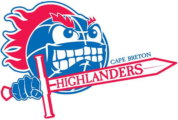 Cape Breton Highlanders Logo Primary Logo (2016/17-Pres) -  SportsLogos.Net