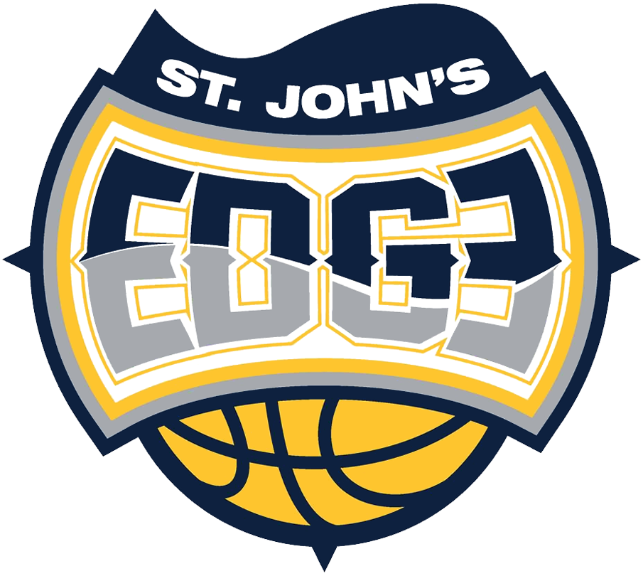 St. Johns Edge Logo Primary Logo (2017/18-Pres) -  SportsLogos.Net