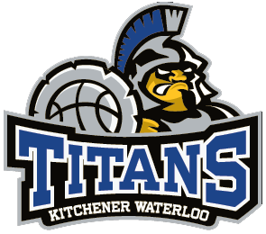 Kitchener-Waterloo Titans Logo Primary Logo (2016/17-Pres) -  SportsLogos.Net
