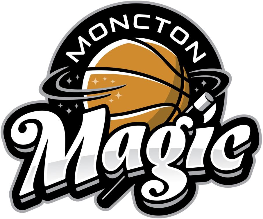 Moncton Magic Logo Primary Logo (2017/18-Pres) -  SportsLogos.Net