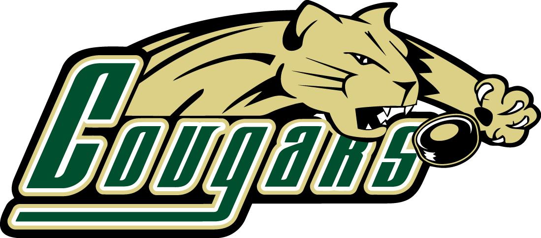 Cobourg Cougars Logo Primary Logo (2013/14-Pres) -  SportsLogos.Net
