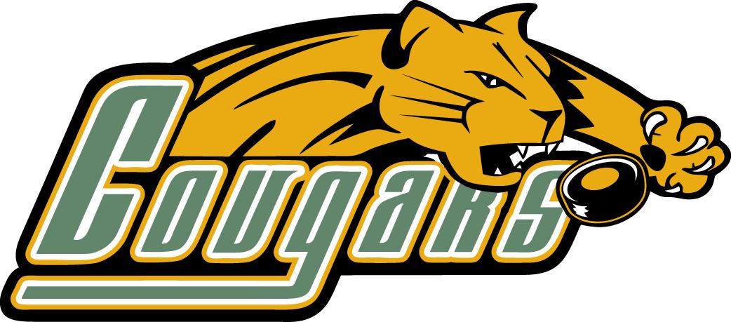 Cobourg Cougars Logo Primary Logo (2008/09-2012/13) -  SportsLogos.Net