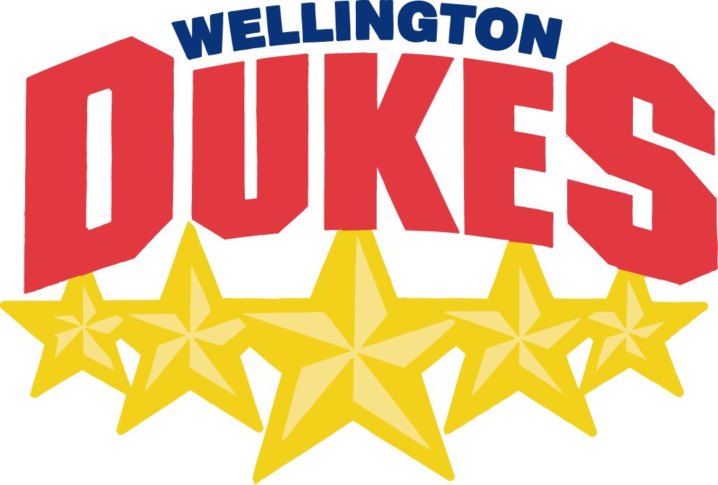 Wellington Dukes Logo Primary Logo (2006/07-Pres) -  SportsLogos.Net