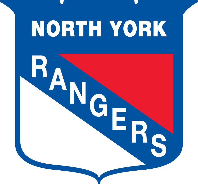 North York Rangers Logo Primary Logo (2006/07-Pres) -  SportsLogos.Net