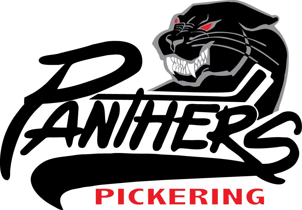 Pickering Panthers Logo Primary Logo (2010/11-2015/16) -  SportsLogos.Net