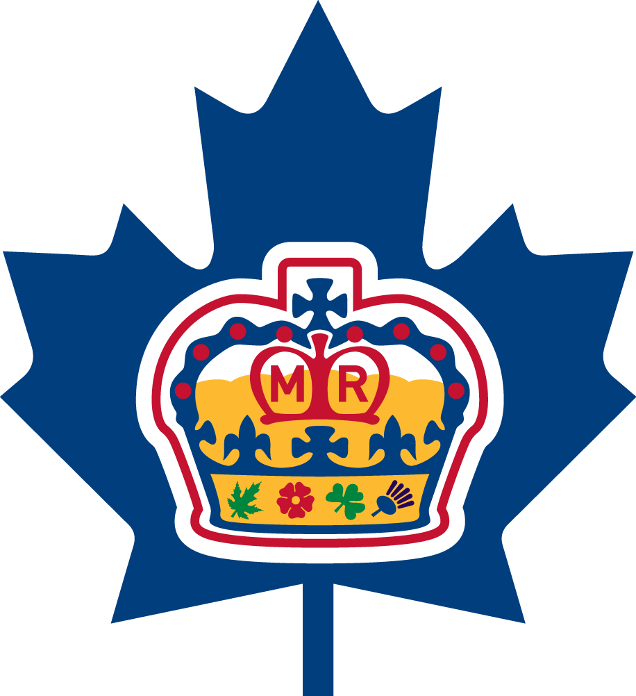 Markham Royals Logo Primary Logo (2015/16-Pres) -  SportsLogos.Net