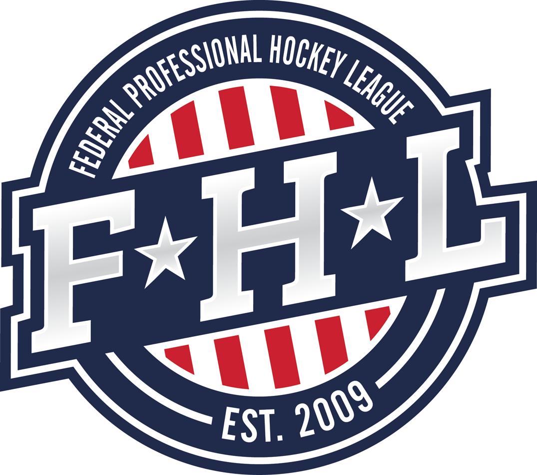Federal Hockey League Logo Secondary Logo (2015/16-Pres) -  SportsLogos.Net