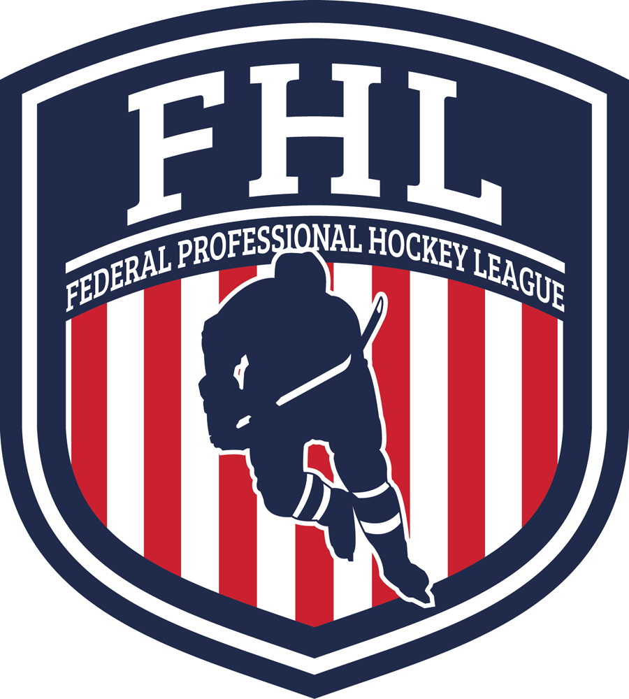 Federal Hockey League Logo Primary Logo (2015/16-Pres) -  SportsLogos.Net