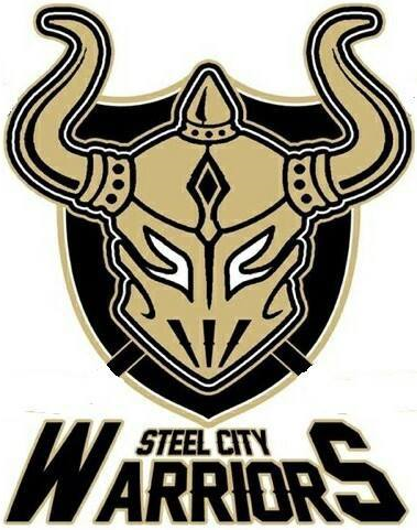 Steel City Warriors Logo Primary Logo (2015/16) -  SportsLogos.Net