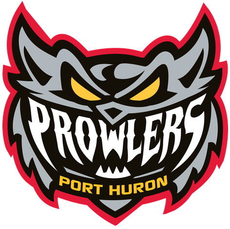 Port Huron  Prowlers Logo Primary Logo (2015/16-Pres) -  SportsLogos.Net