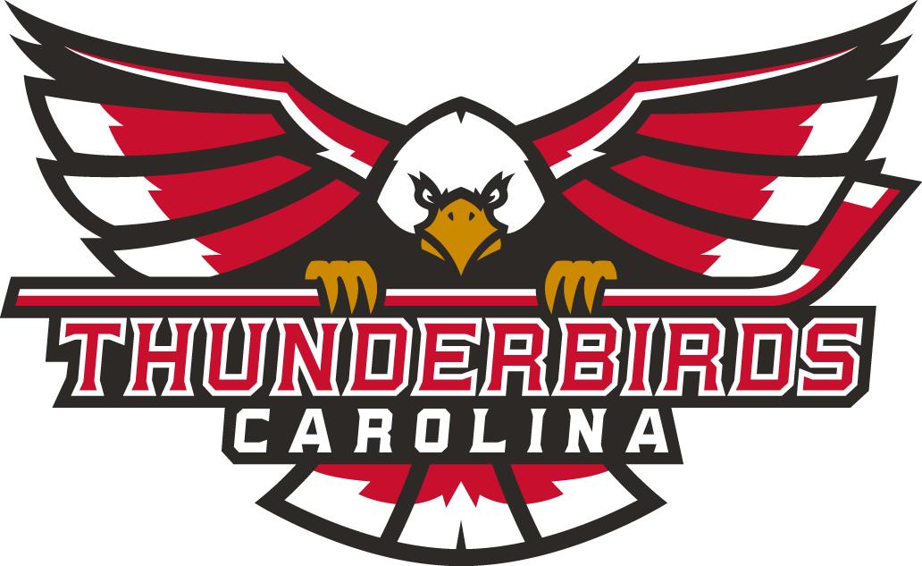 Carolina  Thunderbirds Logo Primary Logo (2017/18-Pres) -  SportsLogos.Net
