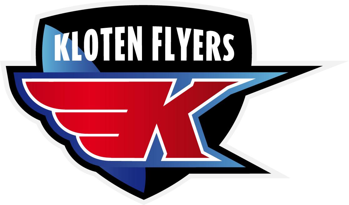 Kloten  Flyers Logo Primary Logo (2008/09-2011/12) -  SportsLogos.Net