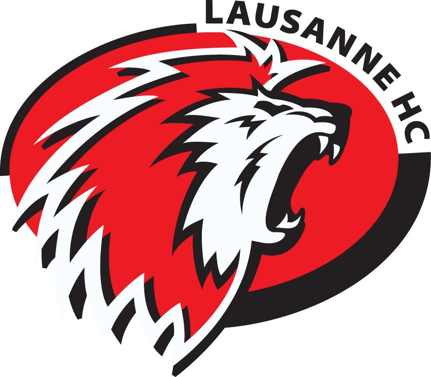 Lausanne  HC Logo Primary Logo (2013/14-Pres) -  SportsLogos.Net