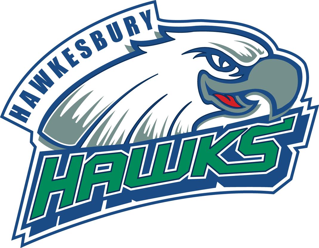 Hawkesbury Hawks Logo Primary Logo (2015/16-Pres) -  SportsLogos.Net
