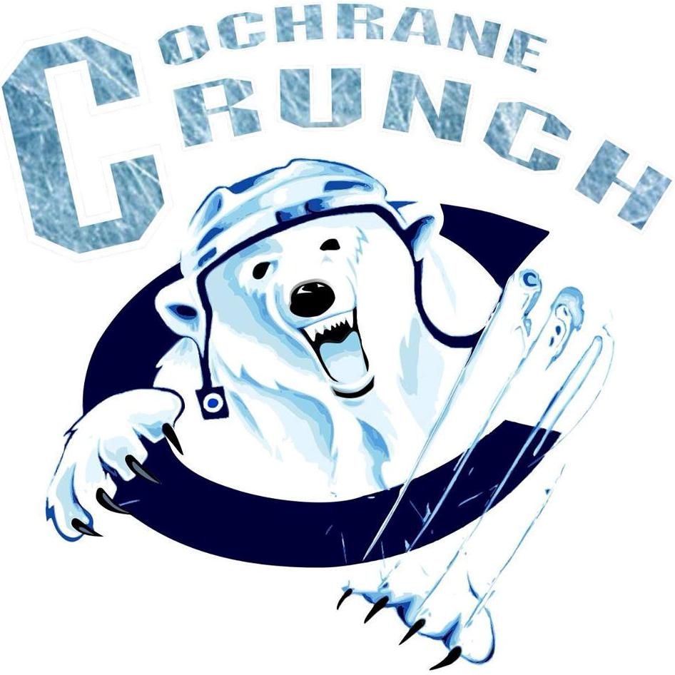 Cochrane Crunch Logo Primary Logo (2014/15-Pres) -  SportsLogos.Net